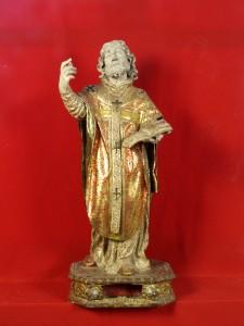 Santo Vescovo (Sant'Agostino?)